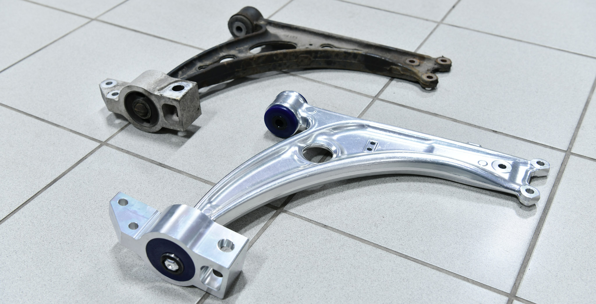 Lightweight Alloy Arms