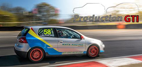 Production GTi Championship logo