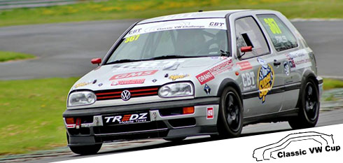 Classic VW Cup logo