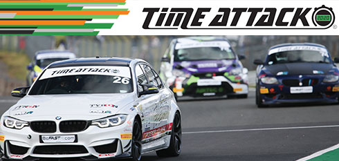 Time Attack logo