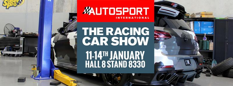 SuperPro at Autosport International 11th-14th January 2018