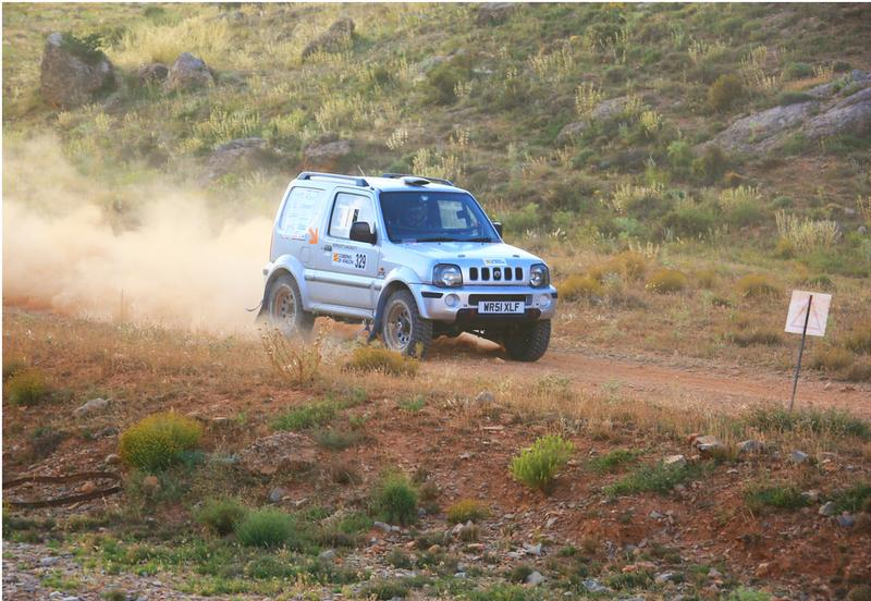 Can a Suzuki Jimny really take on the Baja Desert? Over to 4x4 Specialist Dave Marsh...
