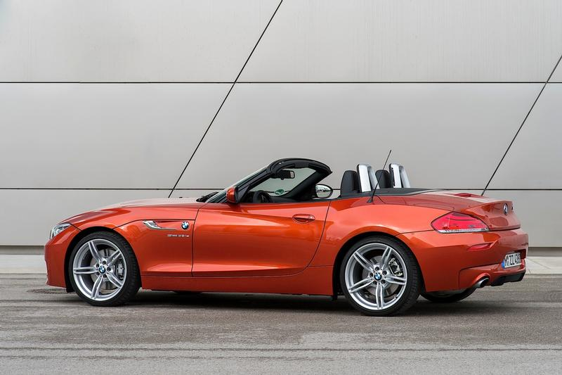 BMW Z4 (E89) 2009-on gets SuperPro suspension upgrades