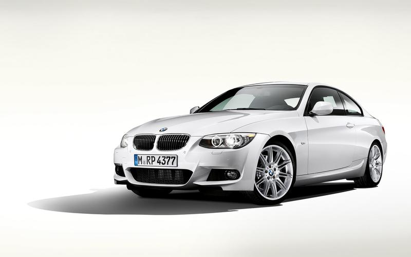 BMW 1-Series and 3-Series E81, E82, E87, E88, E90, E91, E92 and E93 suspension upgrades