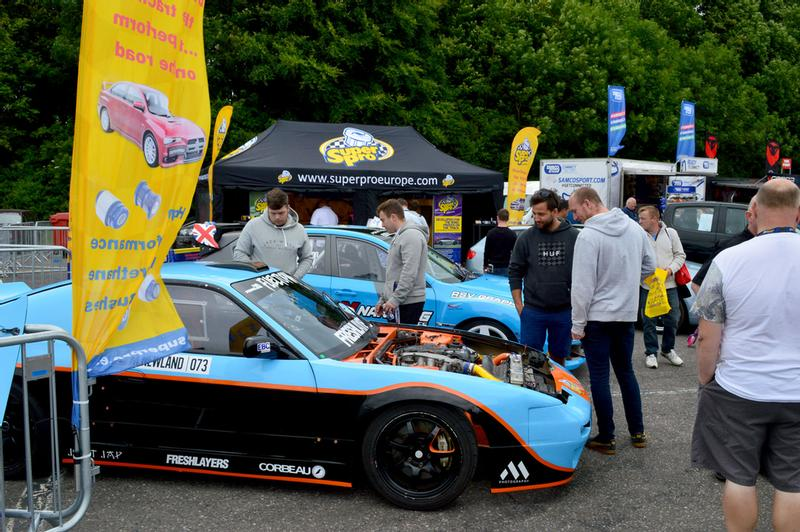 PAAA Tuning Show a Great Success for SuperPro and Showgoers