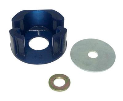 VW Golf MK5 and MK6 Engine Torque Mount Inserts from SuperPro solve problems with OEM design