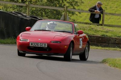 Anti-Roll Bars help secure win at Gurston Down Hillclimb