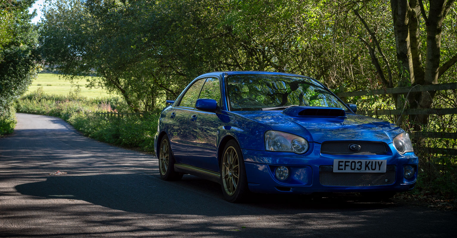 SuperPro 2003 Subaru Impreza WRX